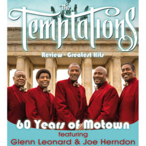 Veranstaltung: The Temptations Review - 60 Years Motown Gold - Greatest Hits Tour, 23.10.2020, Kulturpalast in Dresden